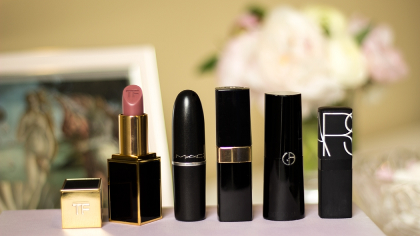 All Dolled Up: Lipsticks