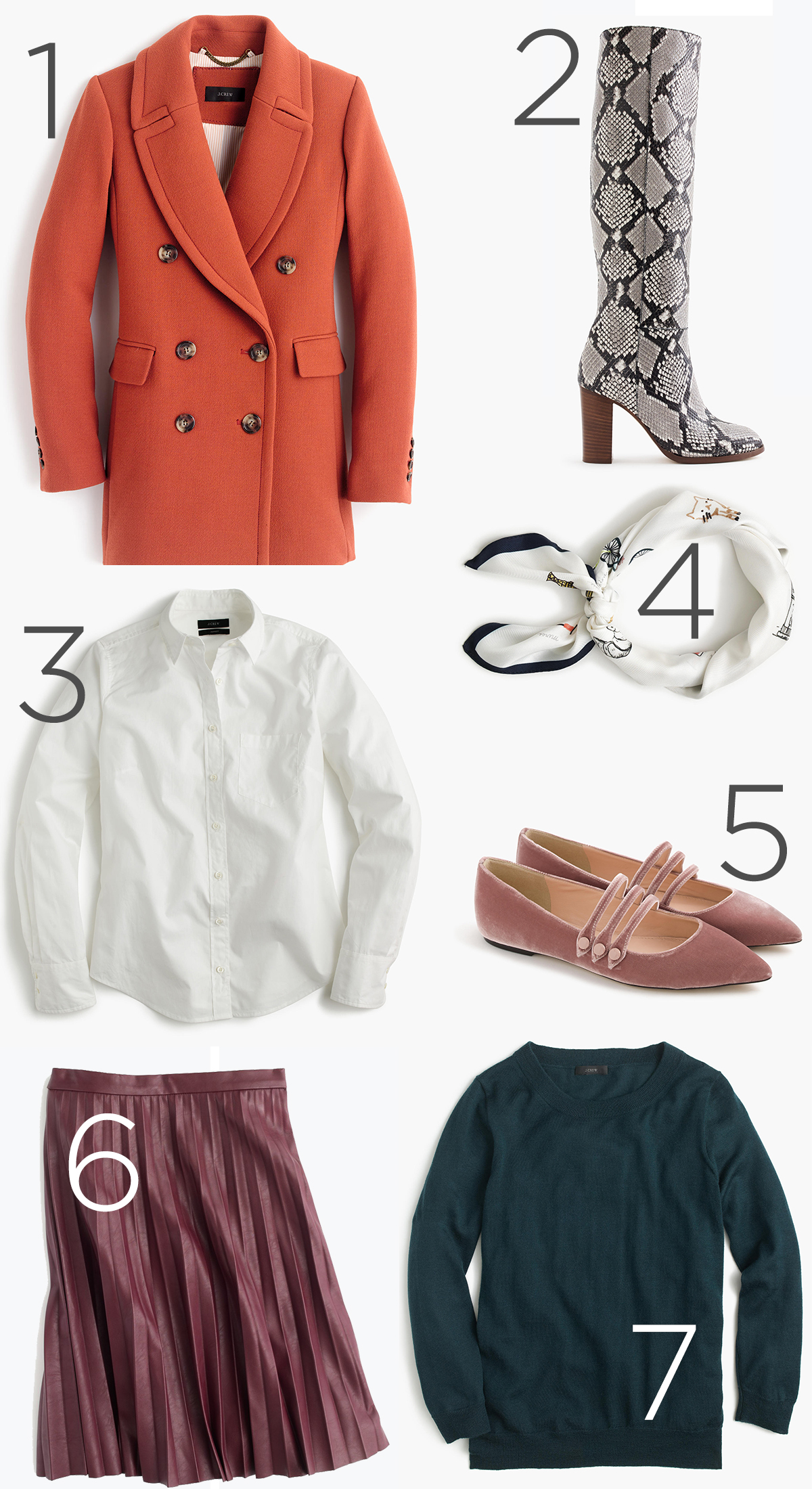 A Love Affair With J.Crew