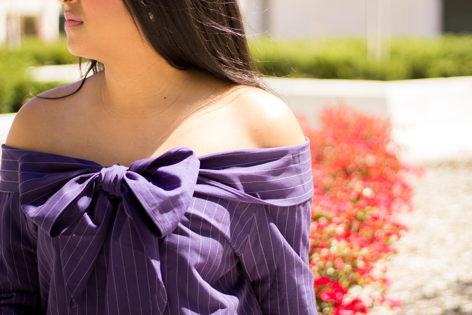 pinstripe-bow-blouse